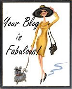 Award: Your blog is fabulous