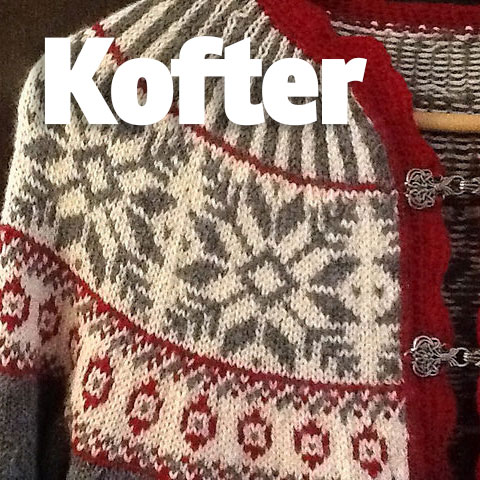 Kofter / Traditional cardigans